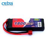 锂聚合物电池组1800mAh遥控飞机电池11.1V