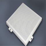 弧形設計包柱鋁單板立柱點焊鋁單板