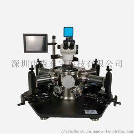 深圳森东宝CGO-4高低温真空探针台