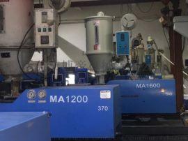 东莞常平工厂处理一批海天注塑机