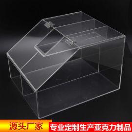 廠家定制透明亞克力食品盒超市糖果幹貨收納展示架