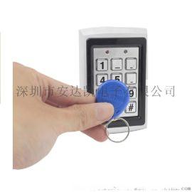 青海温度检测门禁设备 访客体温检测验证温度检测门禁