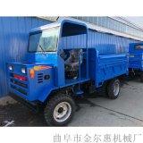 四不像毛竹运输车 大型四驱柴油自卸运输车