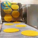 全自動蛋皮機 蛋餃皮機 小型烤鴨餅機致富好幫手