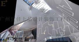 宜佳上品-展厅装修展示空间设计的  要素