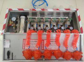ZYJ型矿井压风供水自救装置,压缩氧自救器