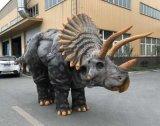 仿真恐龙皮套 恐龙表演服 全包恐龙皮套