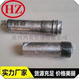 钳压式声测管 厂家现货全国供应 桩基检测钳压声测管