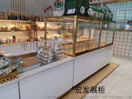 中岛柜-面包中岛柜-面包展示柜厂家