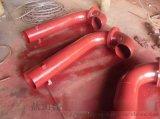 污水池进气罩型通气帽 A型通气帽 钢制弯管型通气管