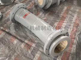 内衬陶瓷复合三通 江河机械 泰州耐磨管道