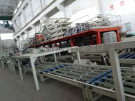 山东创新装饰板生产机械
