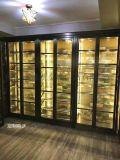 不鏽鋼酒櫃別墅家用紅酒恆溫櫃酒櫃定製