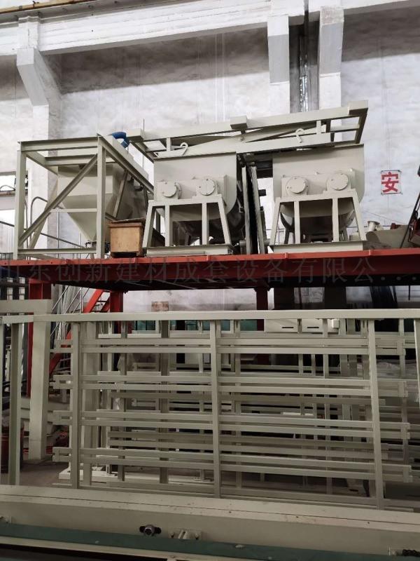 山東複合聚鎂板設備廠家