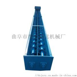 螺旋输送机械 不锈钢螺旋输送机厂家 LJXY 管式