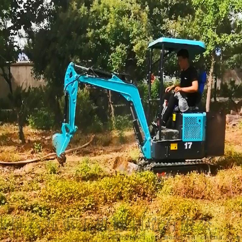 小型挖機租賃 挖掘機圖片大全 六九重工lj 全液壓