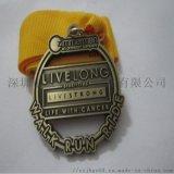 製作古紅銅運動獎牌 學校獎牌設計定製