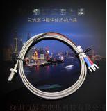 螺钉分度e型k形热电偶M6电热温度传感器
