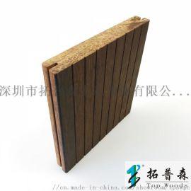 深圳拓普森竹地板厂家直销户外防腐栈道高耐重竹木地板