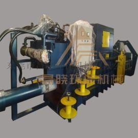 薄膜打包机 全自动废纸液压打包机 昌晓机械