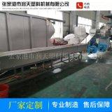 塑料造粒生产线 PP无纺布回收造粒机组