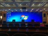 30人会议室LED大屏幕用P几全彩P2效果