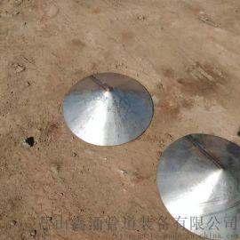 加工制作设备变径锥体 方变园锥形管 锥尖锥筒