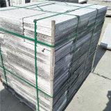 白芝麻磨光板 白灰色磨光工程板