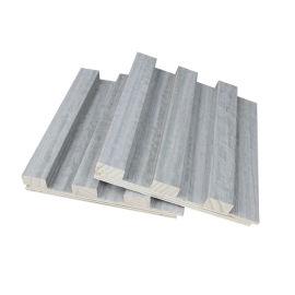 藝可窩實木格柵護牆板 網紅實木格柵護牆板背景牆