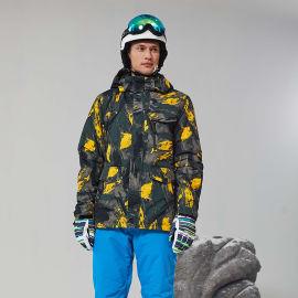 滑雪服男户外服装防水透气登山服防风保暖防寒工作服
