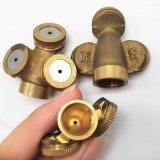 铜喷头 喷雾器喷头 背负式动力喷雾 大号铜三喷头
