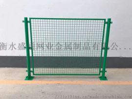 球场围网绿色勾花体育场护栏 篮球足球场笼式防护网操场隔离