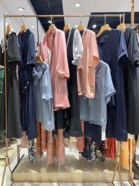 秋熠20秋新款**剪标女装货源有哪些好的女装品牌