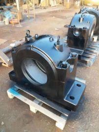 剖分式轴承座SD3180重型输送机设备