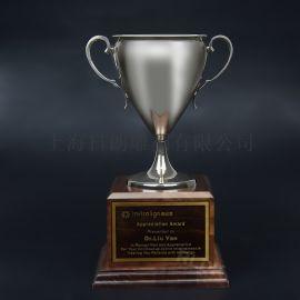 金属奖杯定制运动会体育比赛金银铜**奖牌