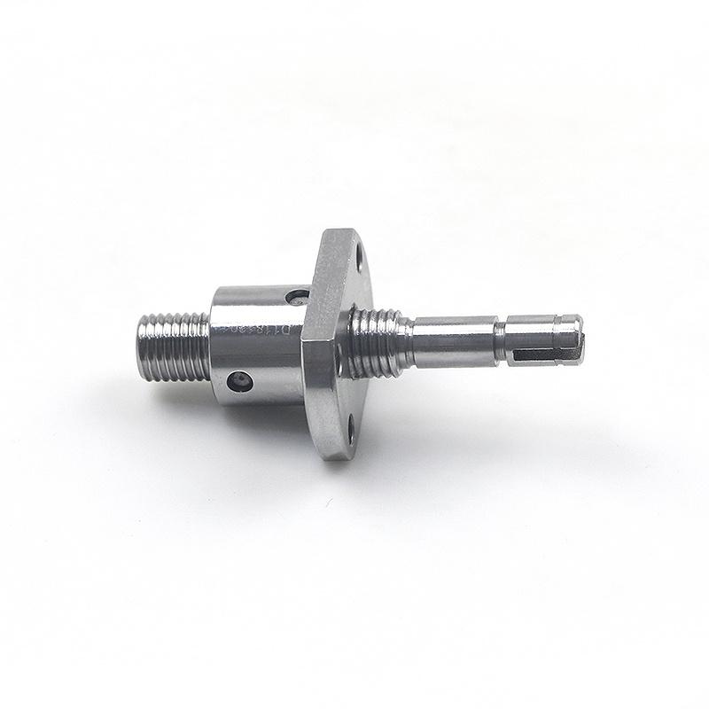 厂家直销 WKT 直径8导程1 微小型滚珠丝杆