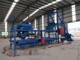 小型混凝土預製構件自動化生產線設備/水泥排水渠蓋板預製件設備