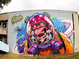 金山外墙彩绘制作公司