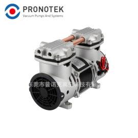 无油活塞式真空泵 低噪音高真空 原装进口