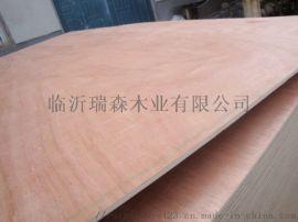 厂家  3-12mm包装板 胶合板 托盘板 可贴面定做异形板
