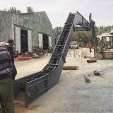 耐高溫刮板機 可彎曲刮板機 六九重工 煤面刮板式輸