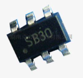 TTY6954内置13键防水触摸按键芯片