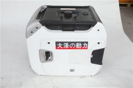 电启动3kw静音数码变频发电机