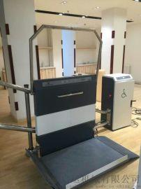 无障碍设备残疾人斜挂平台无障碍垂直升降设备