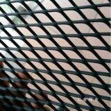 熱鍍鋅鋼板網高速公路防眩網廠家