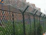 監獄隔離防護網  刀片刺繩護欄網