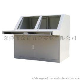 加工制造厂众普五金设备外壳铝型材钣金加工来图样定制