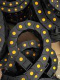 机械配件电缆保护拖链|尼龙塑料拖链桥式全封闭式