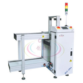 SMT电子周边设备生产厂商自动收送板机PLC控制