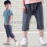 儿童短裤拉裆裤招待理